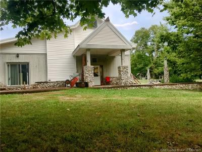 Harrison County Single Family Home For Sale: 7093 Bluebird Lane SE