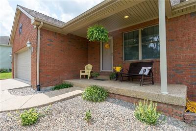 Corydon Single Family Home For Sale: 549 O'bannon Avenue