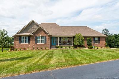 Lanesville Single Family Home For Sale: 959 Saint Johns Church Road NE