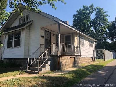 Clark County Single Family Home For Sale: 1006 Pratt Street