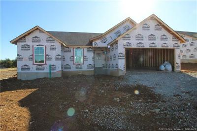 Georgetown Single Family Home For Sale: 6010 - Lot 305 Crestview Lane