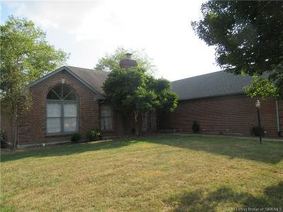 Jeffersonville Single Family Home For Sale: 1804 Marthas Court