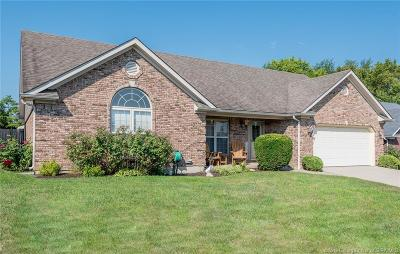 Jeffersonville Single Family Home For Sale: 5514 Buckthorne Drive