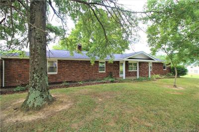 Charlestown Single Family Home For Sale: 6003 County Road 160