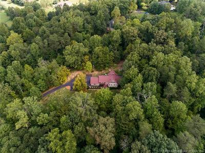 Floyd County Single Family Home For Sale: 6208 Scottsville Road