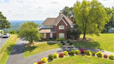 Floyds Knobs Single Family Home For Sale: 124 Lee Drive
