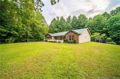 Harrison County Single Family Home For Sale: 930 Pinewood Trail NE