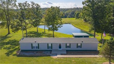 Washington County Single Family Home For Sale: 536 N Franklin School Road