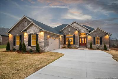 Georgetown Single Family Home For Sale: 8844 Highland Lake Drive