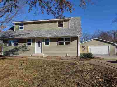 Terre Haute IN Single Family Home For Sale: $154,900
