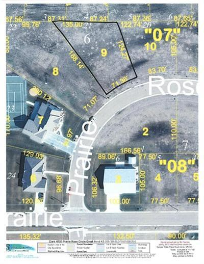 Residential Lots & Land For Sale: 4530 Prairie Rose Cir