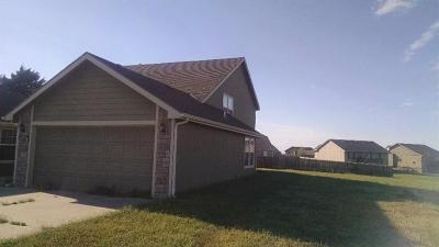 Single Family Home Sale Pending: 2504 Brooke Bend