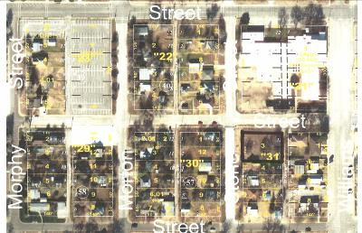 Residential Lots & Land For Sale: 2115 18th Street