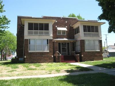 Junction City Multi Family Home For Sale: 511 North Adams