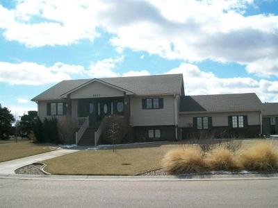 Great Bend KS Single Family Home For Sale: $399,900