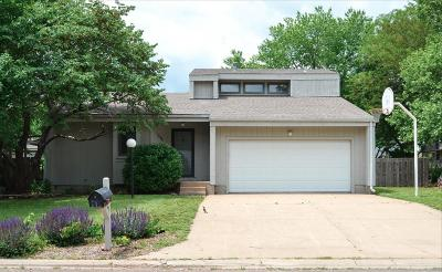Abilene Single Family Home For Sale: 1606 Jayhawk Drive