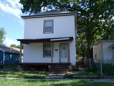 Junction City Single Family Home For Sale: 519 West 12th