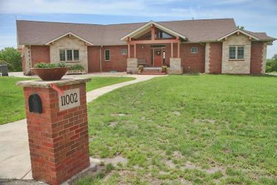 Milford Single Family Home For Sale: 11002 Hickok