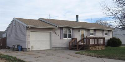 Great Bend KS Single Family Home For Sale: $118,000