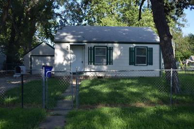 Junction City Single Family Home For Sale: 1601 North Madison