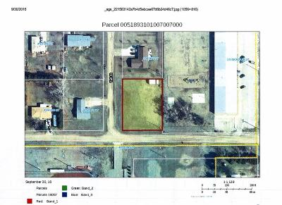 Great Bend KS Residential Lots & Land For Sale: $12,500