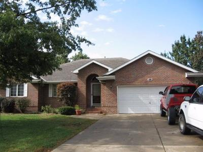 Abilene Single Family Home For Sale: 806 Ash Street