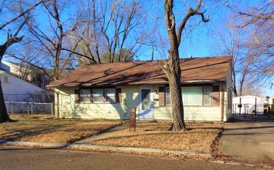 Junction City Single Family Home For Sale: 826 Cleary Avenue