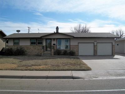 Great Bend KS Single Family Home For Sale: $135,000