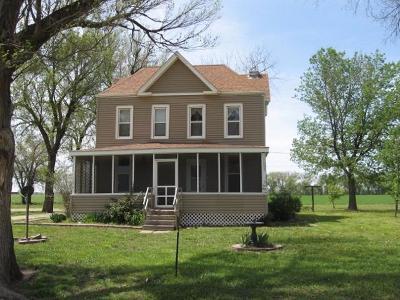 Abilene Single Family Home For Sale: 919 South Cedar