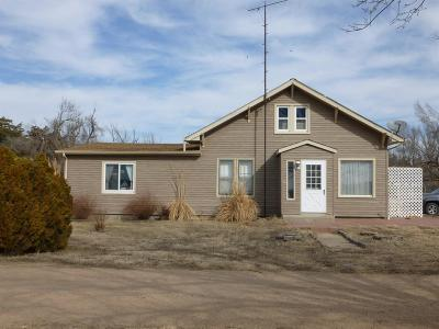 Ellinwood KS Single Family Home For Sale: $148,900