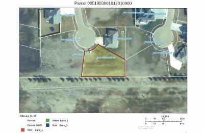 Great Bend KS Residential Lots & Land For Sale: $35,000