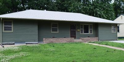 Abilene Single Family Home For Sale: 1102 Hickok