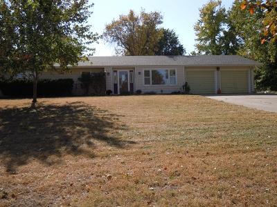 Abilene Single Family Home For Sale: 1304 Northwest 14th