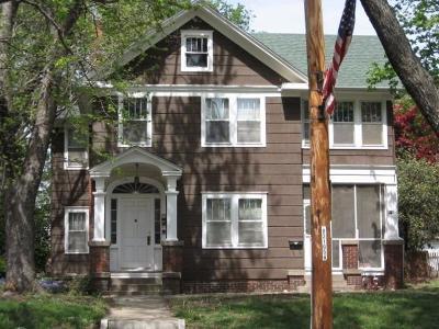 Abilene Single Family Home For Sale: 514 Northwest 3rd Street