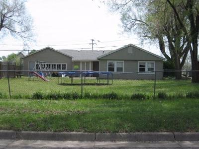 Abilene Single Family Home For Sale: 307 North Van Buren