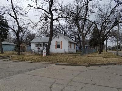 Junction City Single Family Home For Sale: 201 East 15th Street