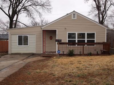 Junction City Single Family Home For Sale: 531 West Ash