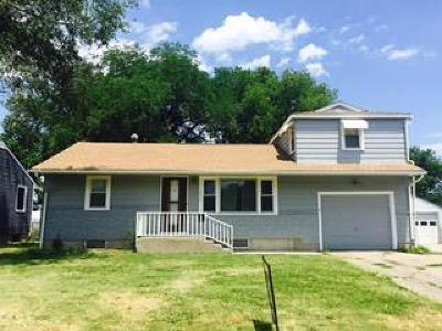 Junction City Single Family Home For Sale: 1030 Brown Street