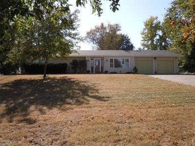 Abilene Single Family Home For Sale: 1304 Northwest 14th