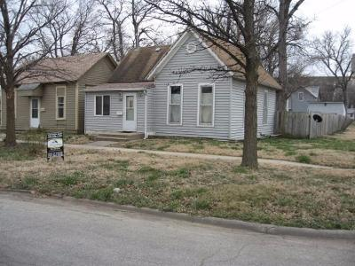 Abilene Single Family Home For Sale: 300 Northeast 5th