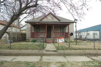 Junction City Single Family Home For Sale: 312 East 11