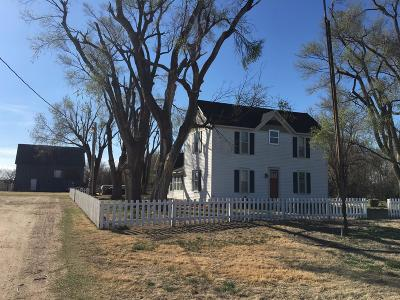 Pawnee Rock KS Single Family Home For Sale: $139,900