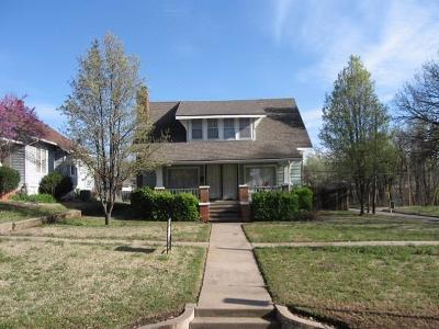 Abilene Single Family Home For Sale: 433 Northeast 8th