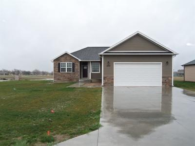 Great Bend KS Single Family Home Sale Pending: $198,900