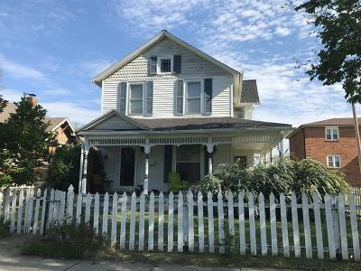 Junction City Single Family Home For Sale: 320 West 5th Street