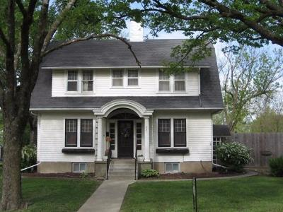 Single Family Home For Sale: 621 North D Street