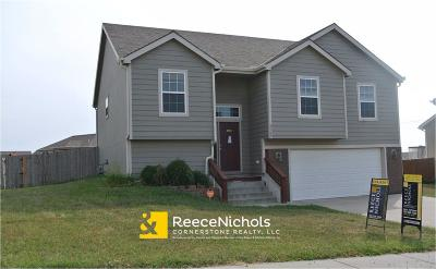 Junction City Single Family Home For Sale: 2709 Hackberry