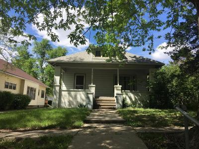 Clay Center Single Family Home For Sale: 419 Huntress