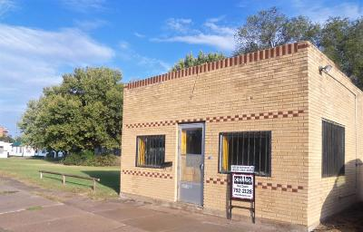 Great Bend KS Commercial For Sale: $38,000