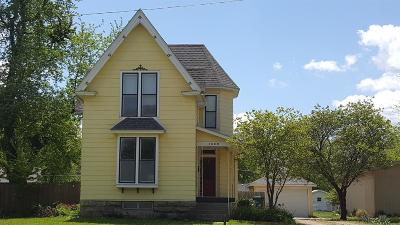 Abilene Single Family Home For Sale: 1009 Northwest 3rd Street